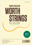 WORTH STRINGS for BASS